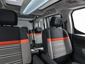 Салон Citroen Berlingo 2019